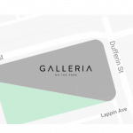 Galleria-on-the-park-Condos-location