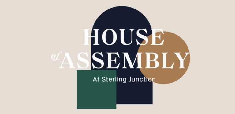 House of Assembly at Sterling Junction