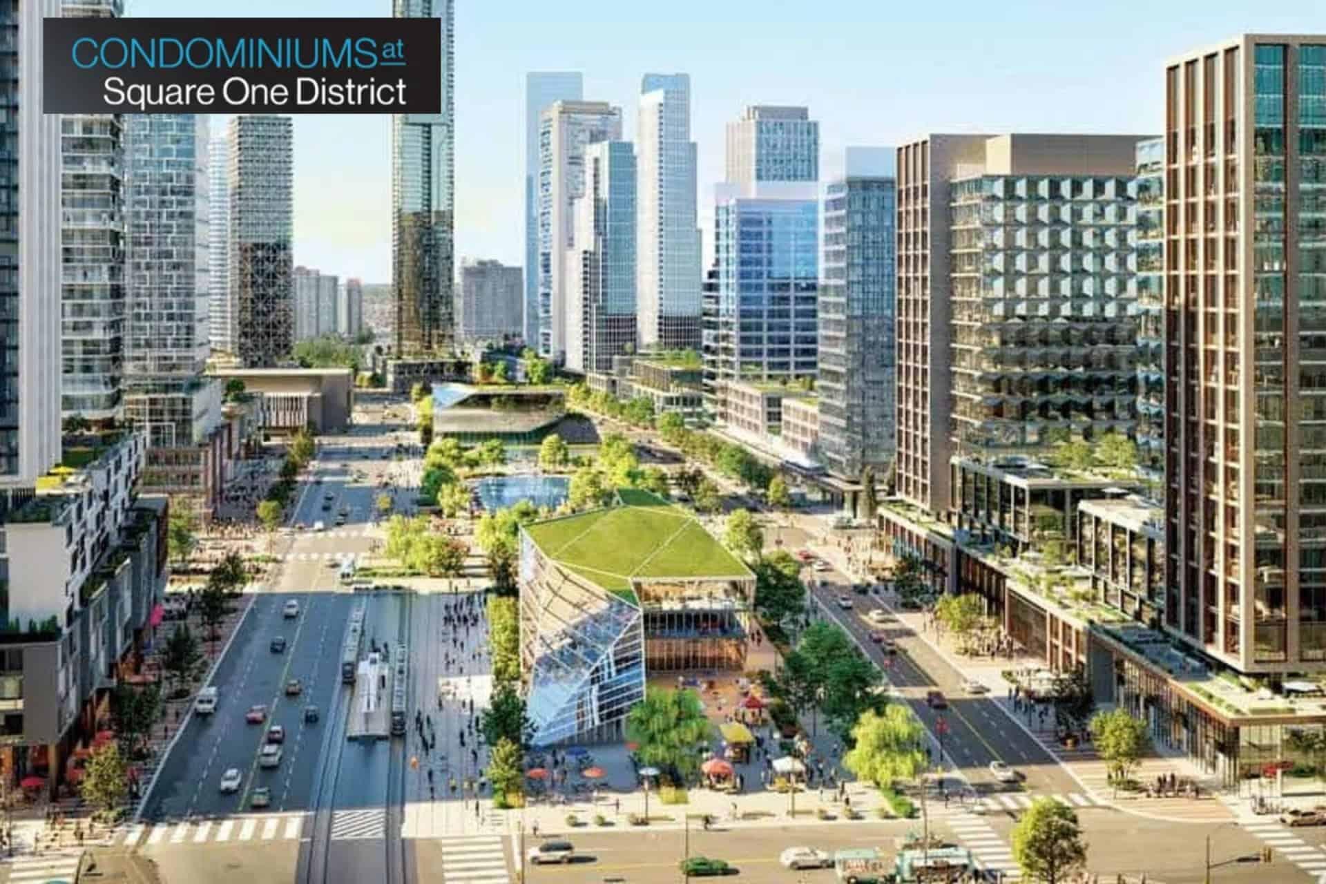 Square One District Condos
