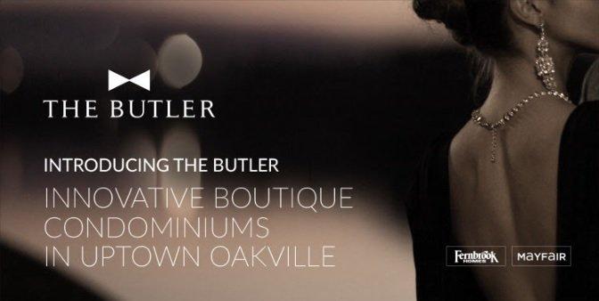 The Butler Condos Oakville 1