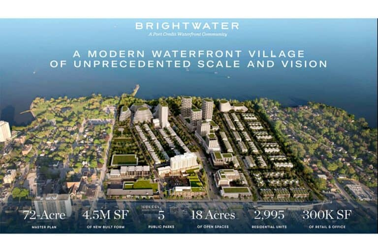 Brightwater Towns Port Credit