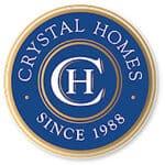 crystal homes logo